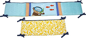 Carters Laguna Collection Traditional Padded Bumper