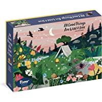 All Good Things Are Wild and Free 1,000-Piece Puzzle (Flow)