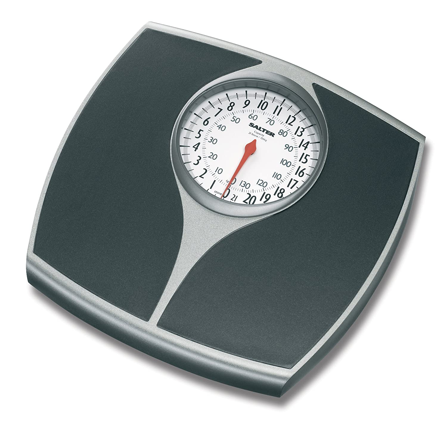Retro bathroom scales - Salter Speedo Mechanical Bathroom Scales Fast Accurate And Reliable Weighing Easy To Read Analogue Dial Sturdy Metal Platform High Capacity Kg St And