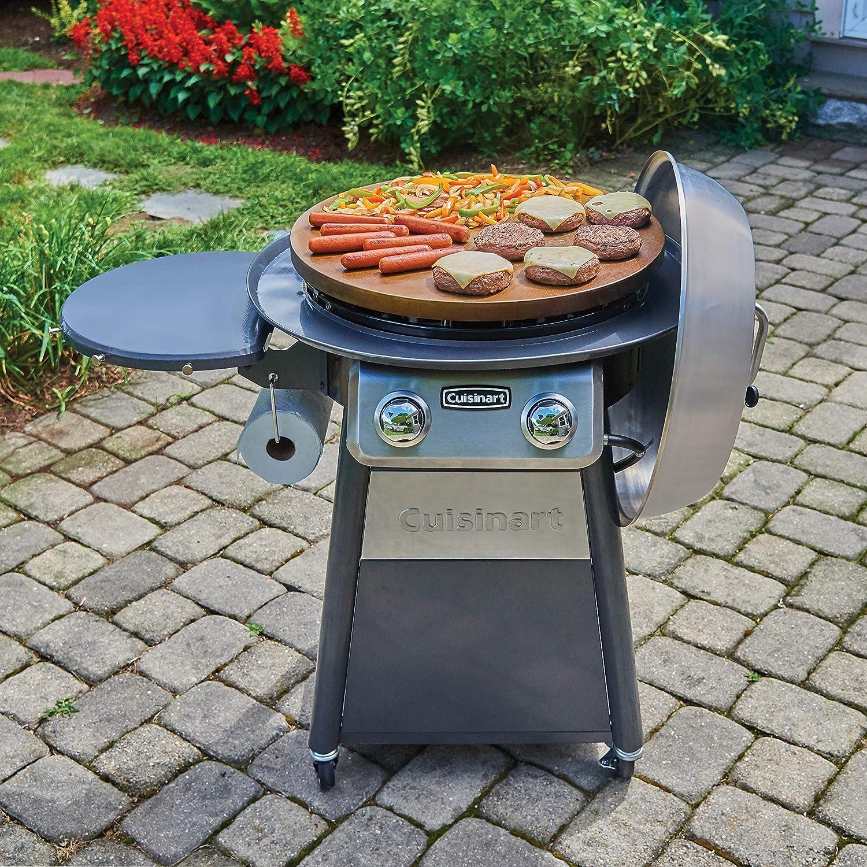 CUISINART CGG-888 best flat top grill