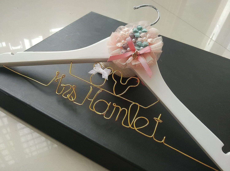 bridehangersplus Personalisierte Hochzeit Aufhänger, mit Datum ...