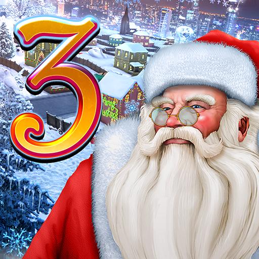 Christmas Wonderland 3 - Hidden Object (Pair Art)