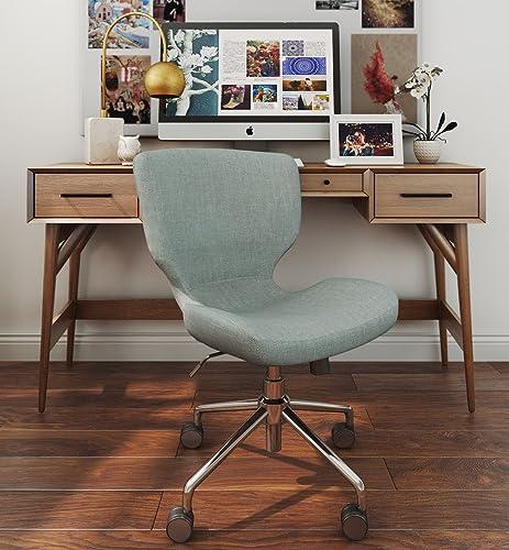 ELLE D cor Madeline Hourglass Task Chair