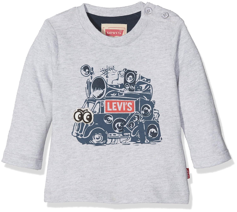 Levi's Baby Boys' Ls Tee Trucki T-Shirt Levi' s NK10114