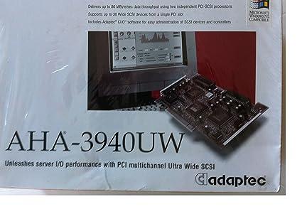 ADAPTEC AHA-3940UW PCI SCSI DRIVERS FOR MAC DOWNLOAD