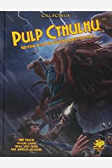 Pulp Cthulhu: Two-Fisted Action and Adventure Against the Mythos Pasta dura