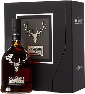 fc55e5b60be The Dalmore 21 Year Old Single Malt Scotch Whisky