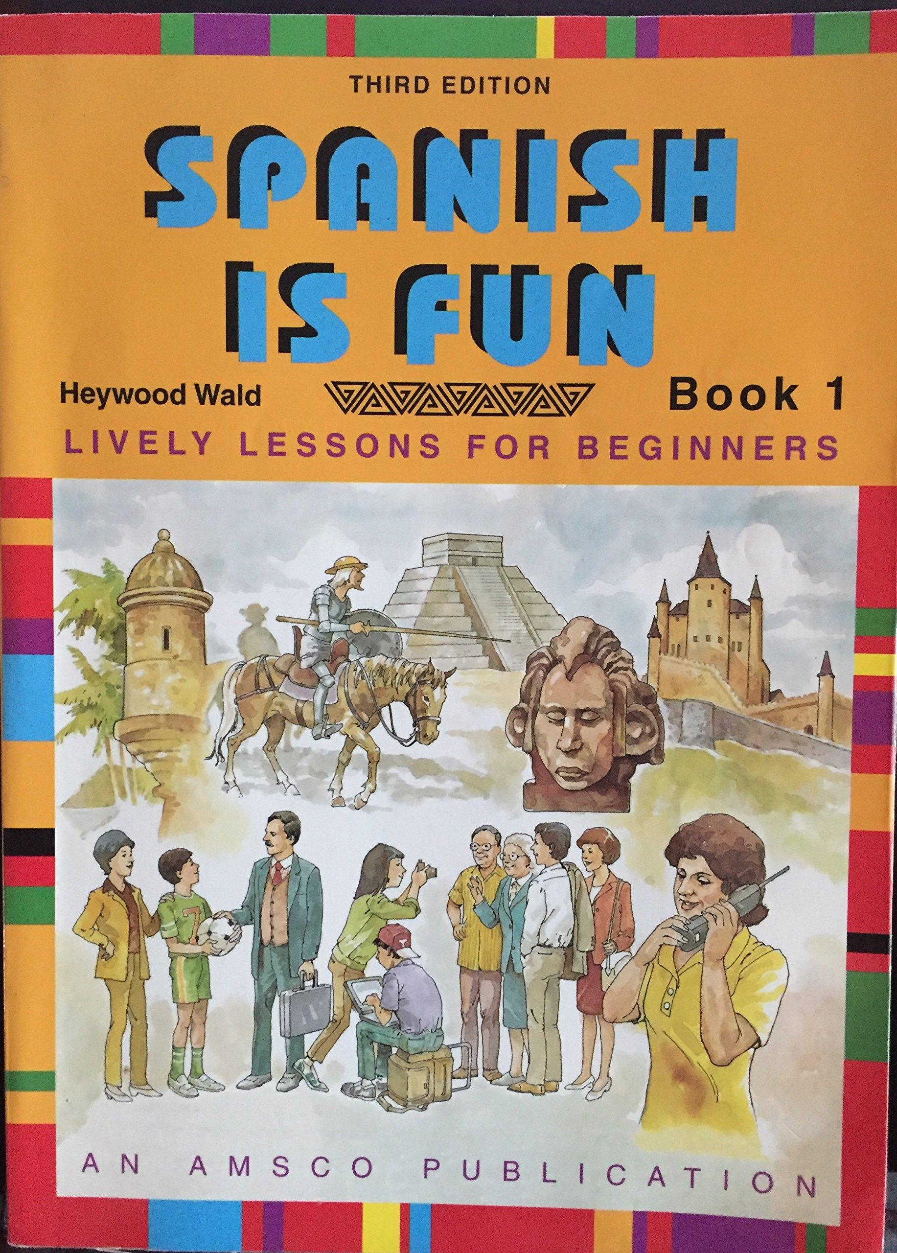 Spanish is Fun Book 1 pdf