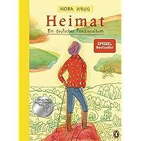 Heimat: Ein deutsches Familienalbum - Nominiert für den Deutschen Jugendliteraturpreis 2019