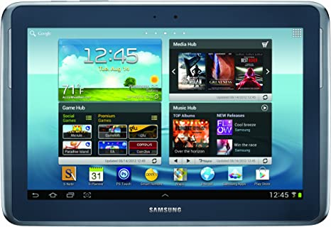Stereo Earbud w Microphone for Samsung Galaxy Tab2 Tab 2 10.1 GT-P5113TS Tablet