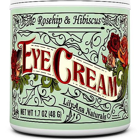 Eye Cream Moisturizer 1.7oz 94 Natural Anti Aging Skin Care