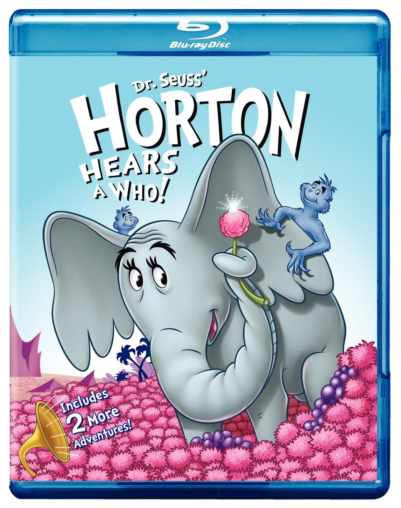 Horton Hears a Who! (Blu-ray)