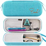 Canboc Stethoscope Carrying Case, Turquoise