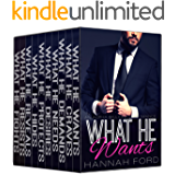 What He Wants (Books 1-10)
