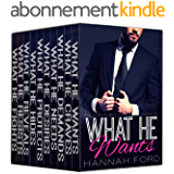 What He Wants (Books 1-10) (English Edition)