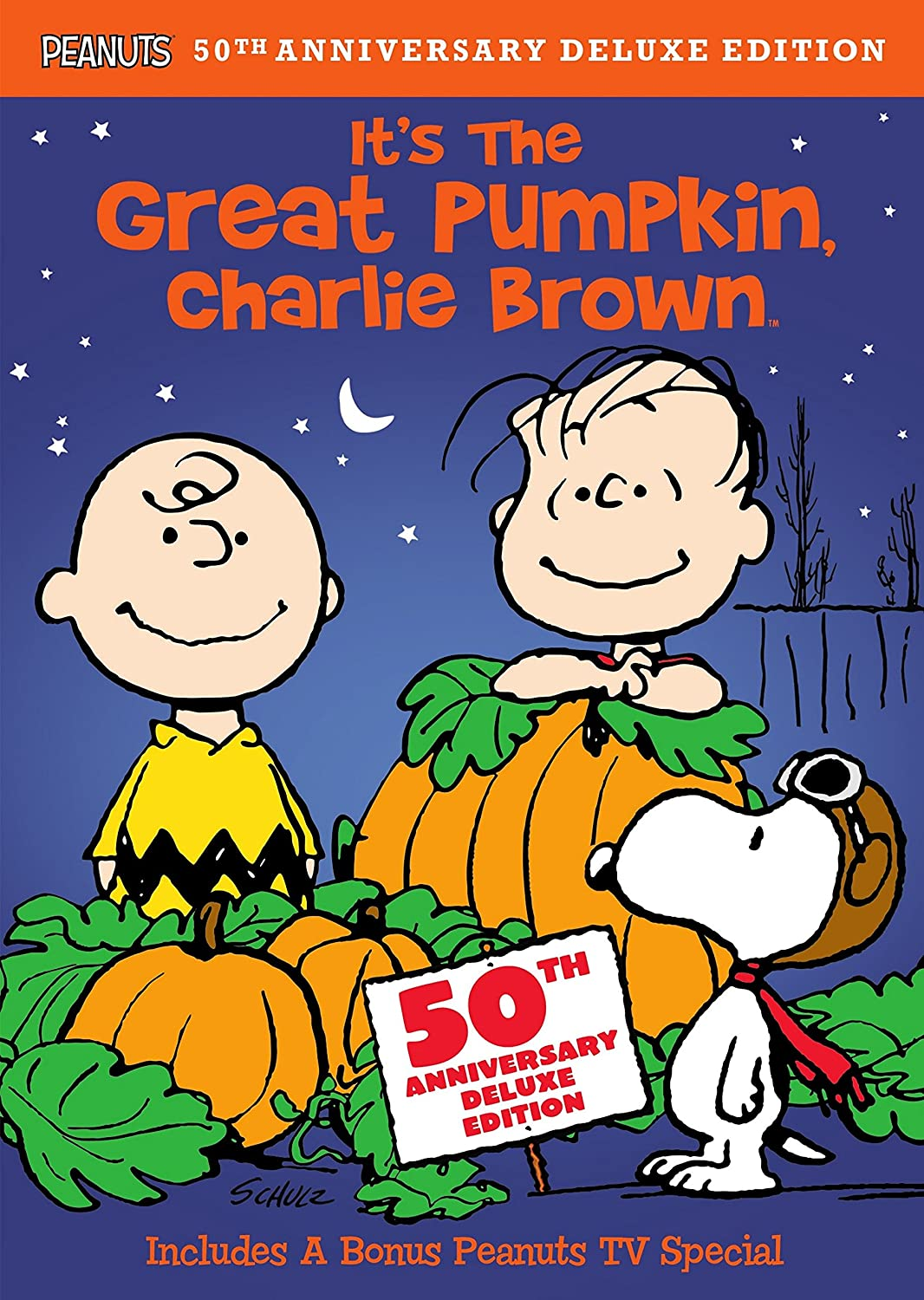 Peanuts: It's the Great Pumpkin, Charlie Brown Various Warner Bros. Home Video 4033803 Cartoons & Animation