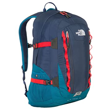 7fcbec6a7c The North Face Big Shot II Backpack - Cosmic Blue/Fiery Red, One Size