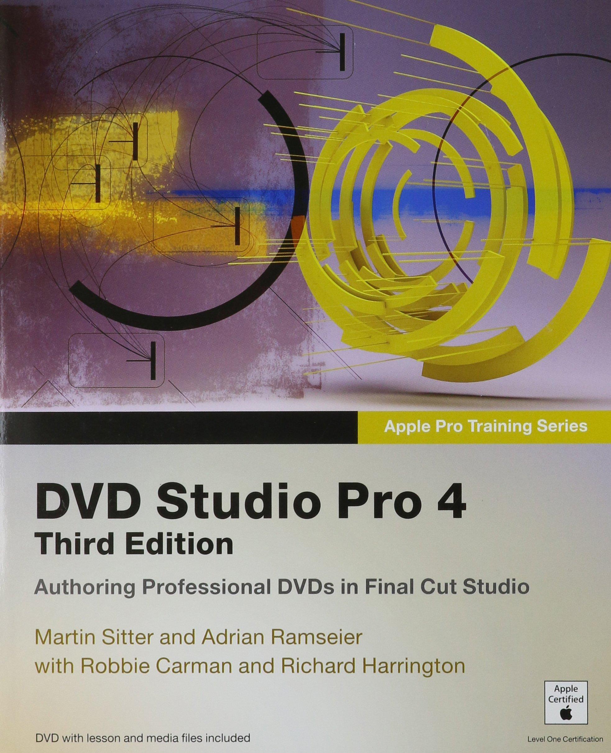 Dvd Studio Pro 4 Authoring Professional Dvds In Final Cut Studio