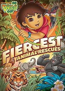 go diego go fiercest animal rescues