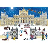 Alison Gardiner 'Christmas at the Palace' Large Traditional Advent Calendar