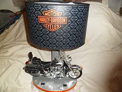 Amazon harley davidson heritage softail lamp office products harley davidson heritage softail lamp mozeypictures Image collections