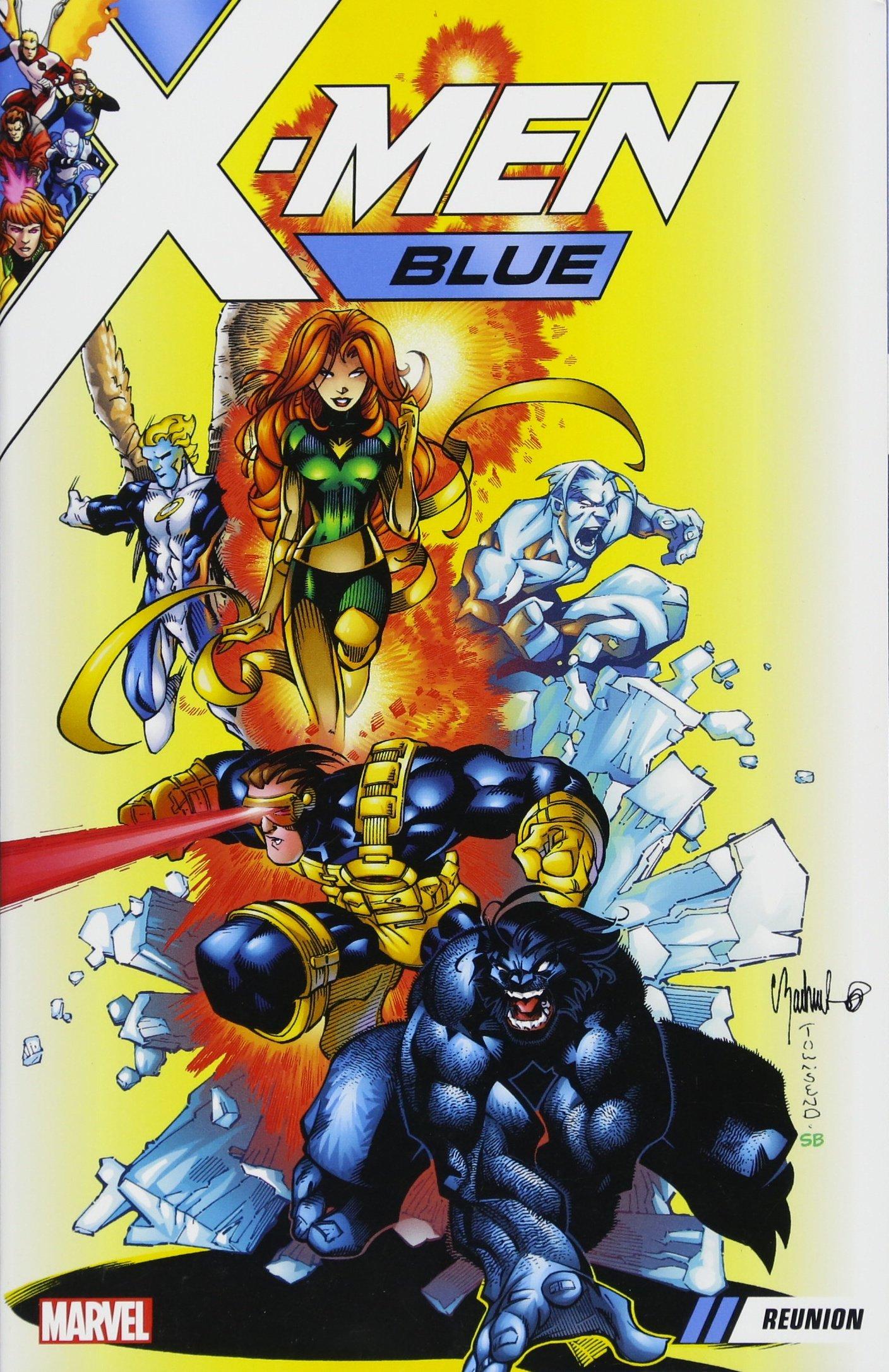 Download X-Men Blue Vol. 0: Reunion pdf epub