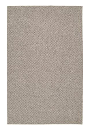Nice Garland Rug Town Square Area Rug, 5 Feet By 7 Feet, Pecan