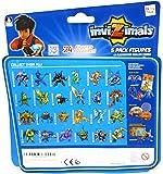 Invizimals IMC Toys 30039 - Figurine, Modelli assortiti, 1 Confezione da 5 pezzi