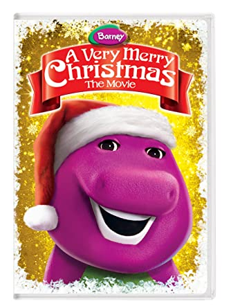 Barney: A Very Merry Christmas - The Movie: Amazon.ca: Carey ...