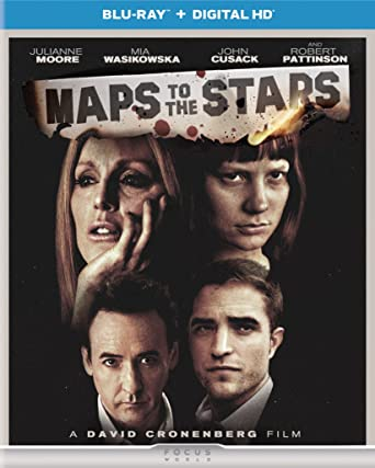 Amazon.com: Maps to the Stars [Blu-ray]: Julianne Moore, Mia ... on trip map, space map, war map, princess map, fun map, statue map, portrait map, adventure map, musical map, animation map, 9gag map, action map, media map, water map, dual screen map, game map, novel map, right to die map, seaworld gold coast map, business map,