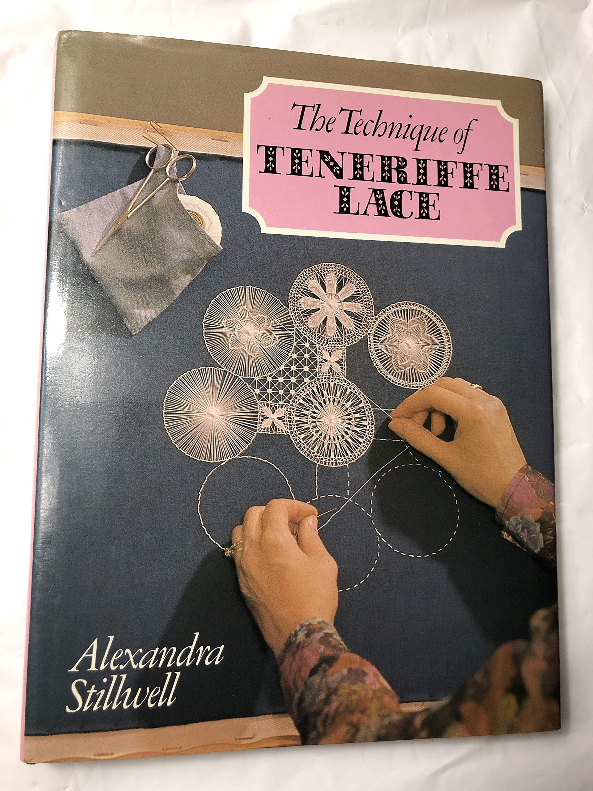 Amazon.com: The Technique of Teneriffe [Tenerife] Lace ...