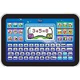 VTech 155205 - Ordinateur Pour Enfant - Tablette - Genius Xl - Noir