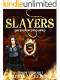 The Slayers (A Vampire Biker Novel Series) Season 1 Episode 3 (Disciples of the Damned)