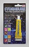 Stormsure Black Flexible Repair Adhesive 15g Tube