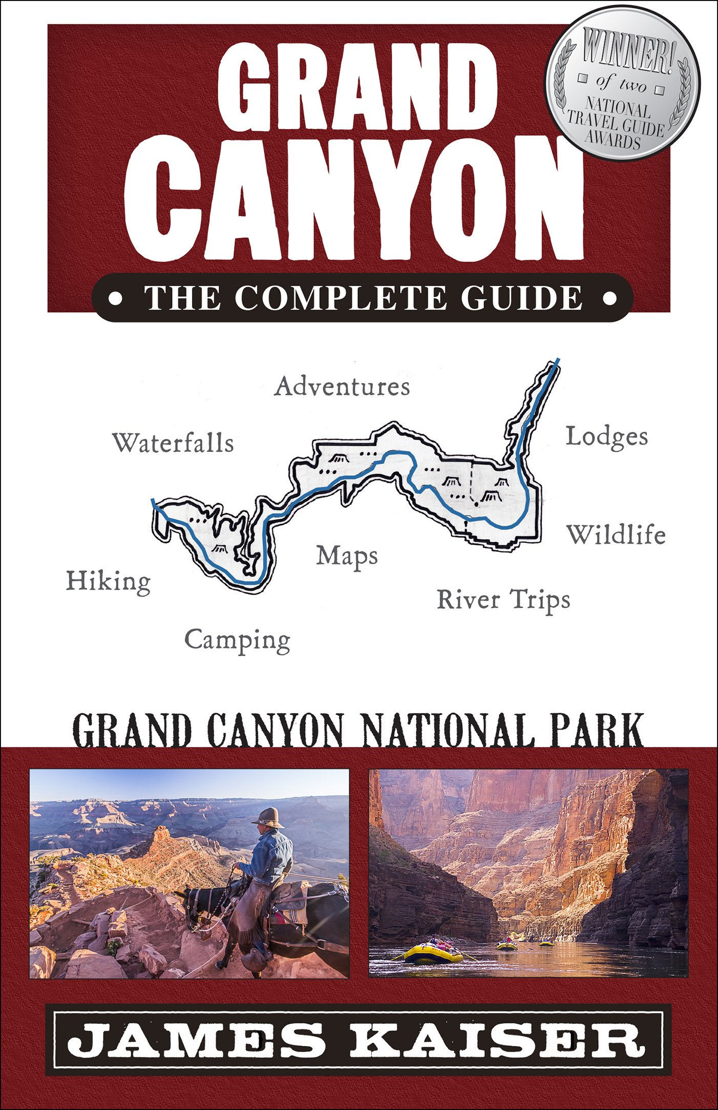 Grand Canyon: The Complete Guide by Destination Press