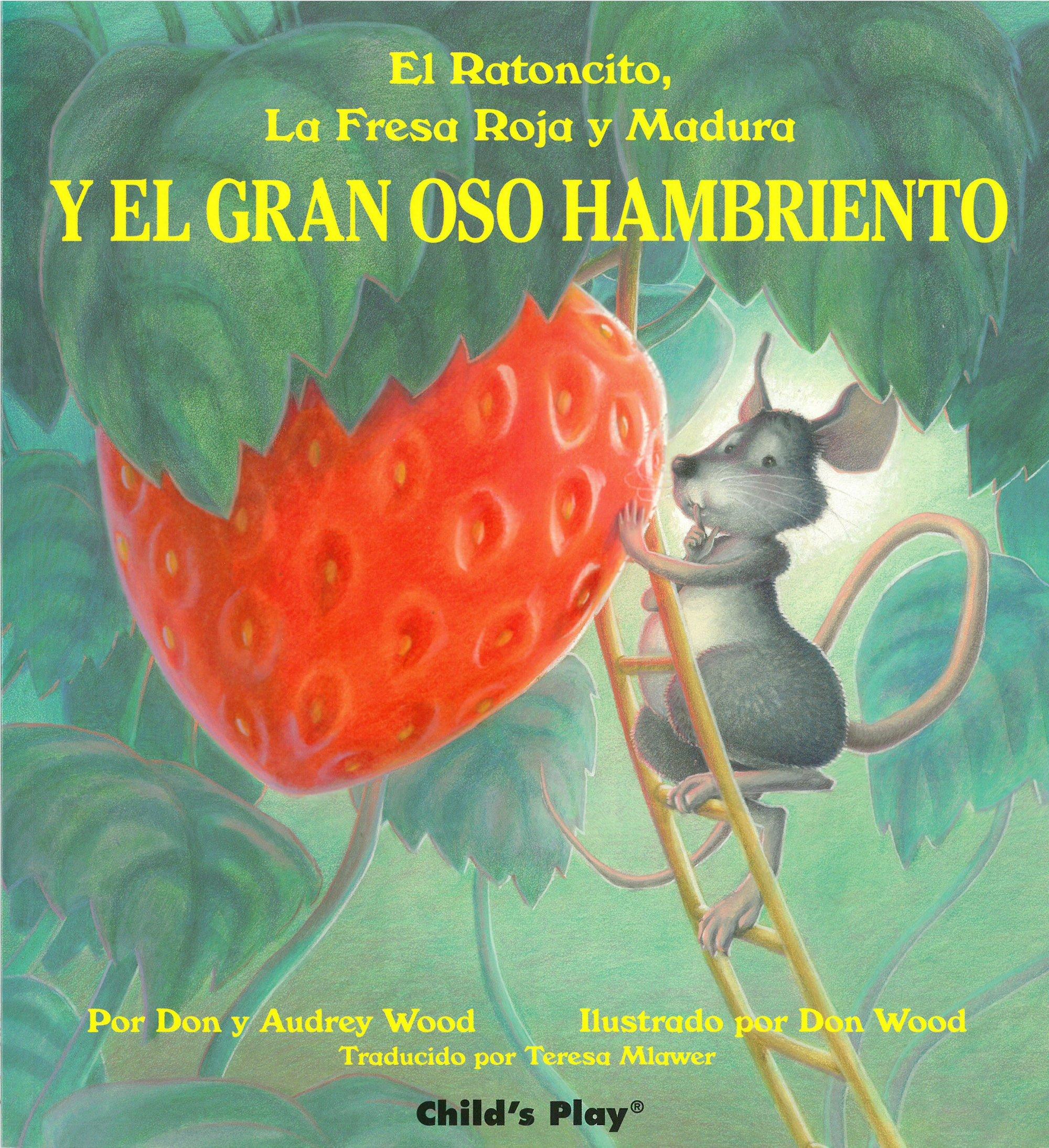 Ratoncito Fresa Roja Madura Hambriento product image