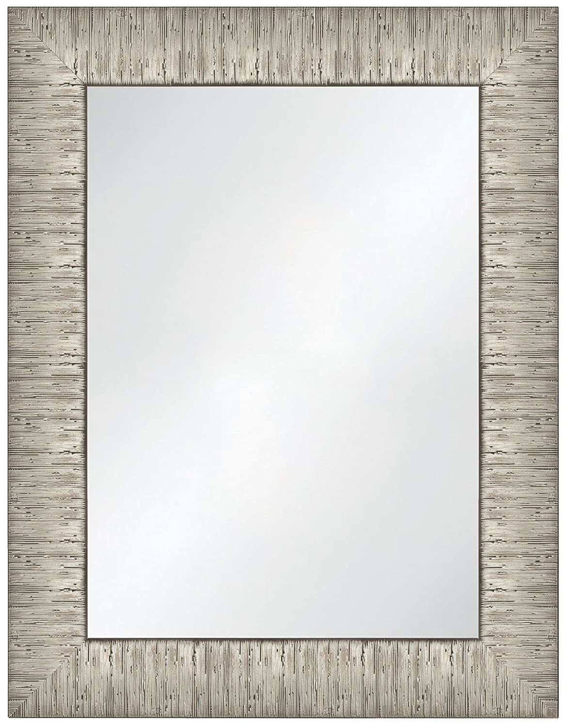 Waterford Mirror Innova Collection from Home Selections - 50x155cm Decorative Full Length Wall Mirror