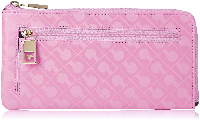 [ゲラルディー二]長財布 B07C5WFCBX ピンク ピンク
