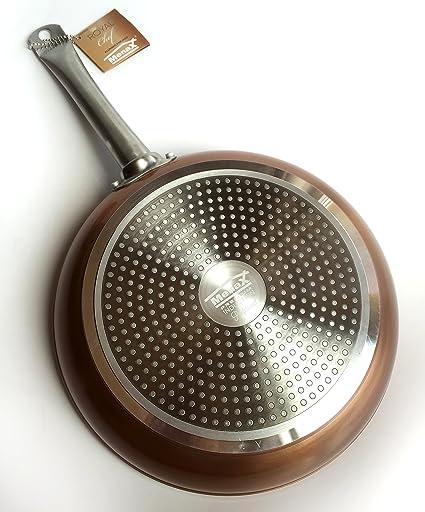Royal Chef - Sartén Profesional de Aluminio Forjado - Recubrimiento ...