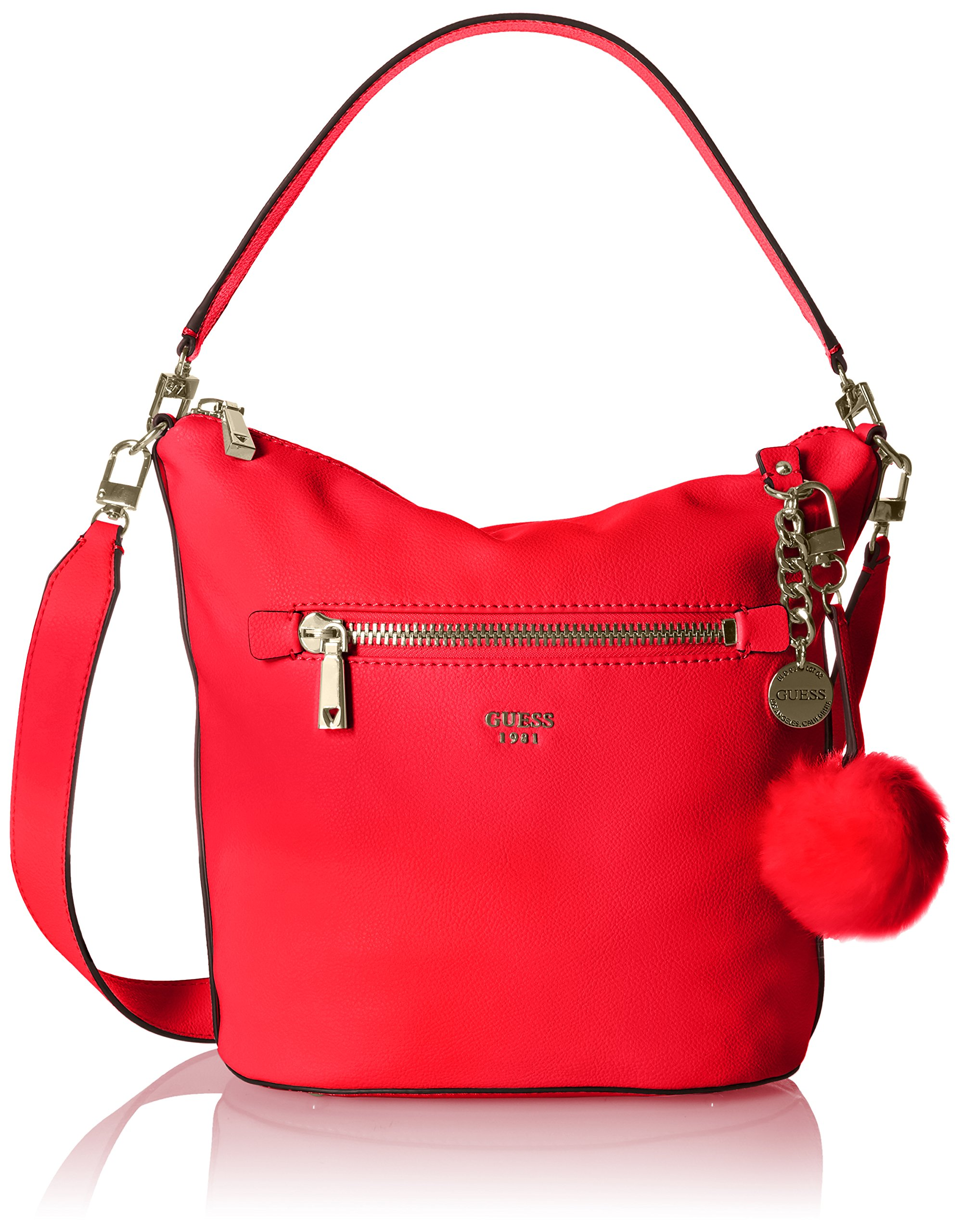 GUESS Tenley Hobo, Red