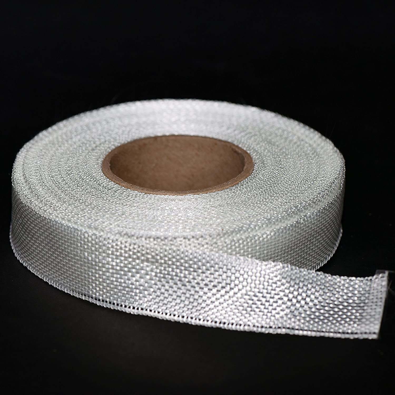 Fiberglass Cloth Tape 6oz 1' Wide by 50 Yards (2.54 cm x 4572 cm) Rayplex Limited