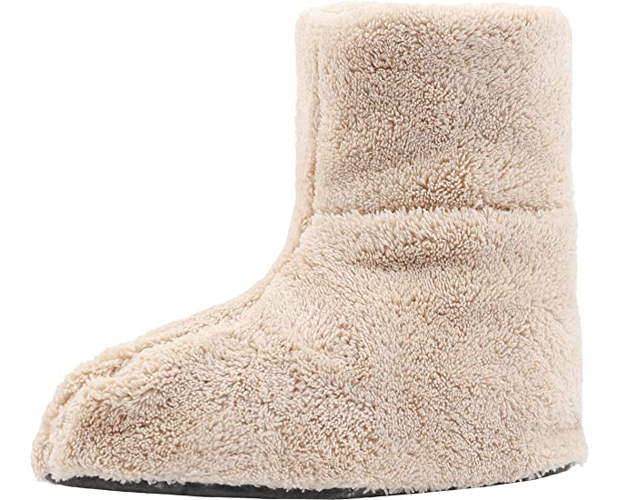 L&L Calcetines Zapatillas de Casa Pantuflas Mujer (Angora, ...