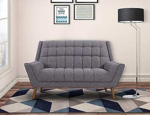 Cheap Armen Living Cobra Loveseat living room sofa for sale