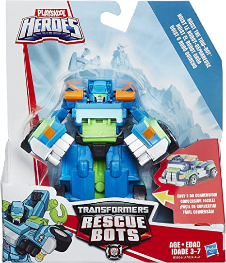 Transformers Rescue Bots Rescan Hoist The Tow-Bot New in stock