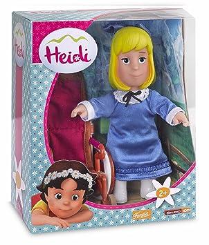 Amazon.es: Heidi - Clara y la Silla (Famosa 700012540): Juguetes y juegos
