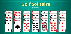 Golf Solitaire Free Card Game by Forsbit LLC