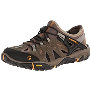 Merrell Men's All Out Blaze Sieve Review