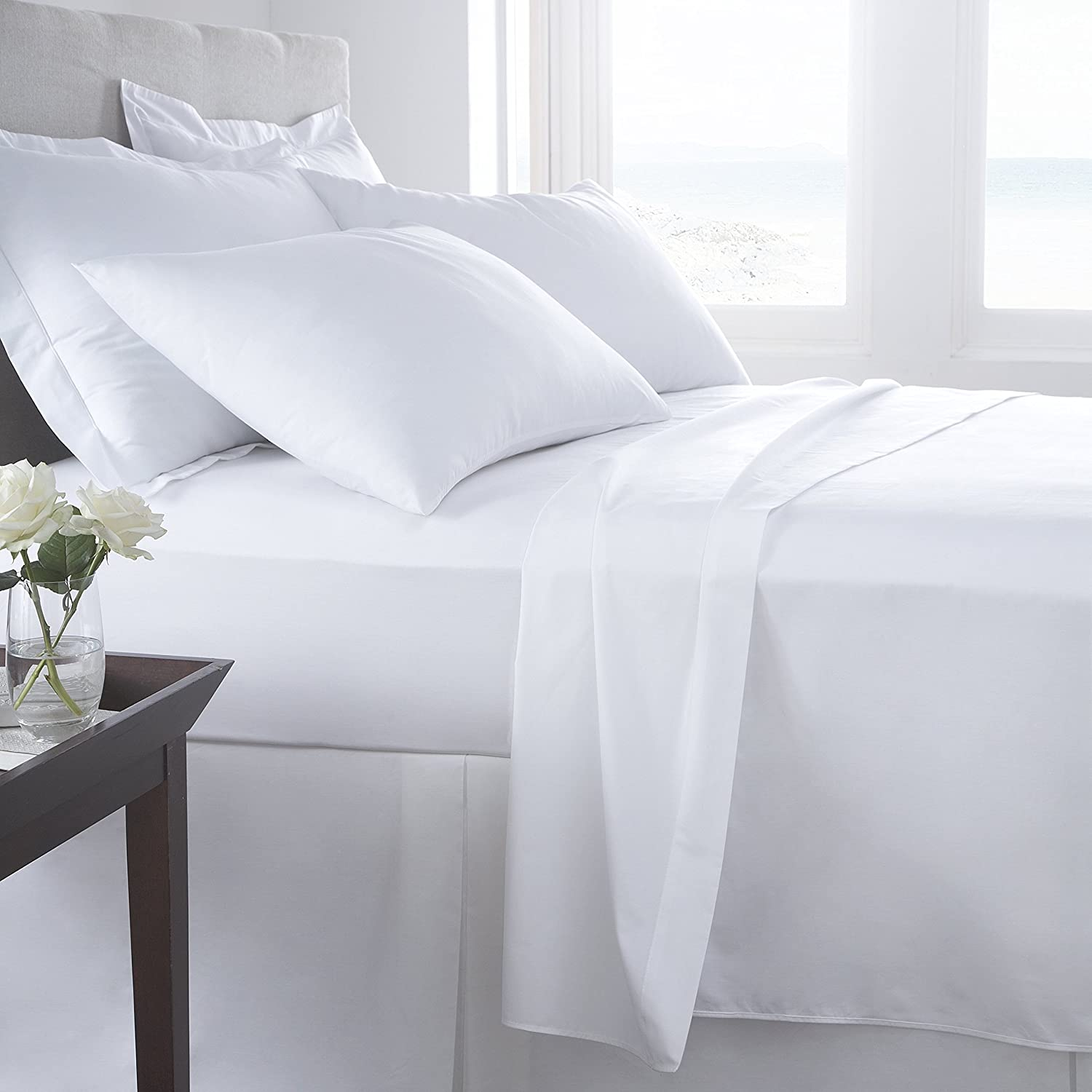 o west cotton organic pintuck products cover slate duvet shams elm