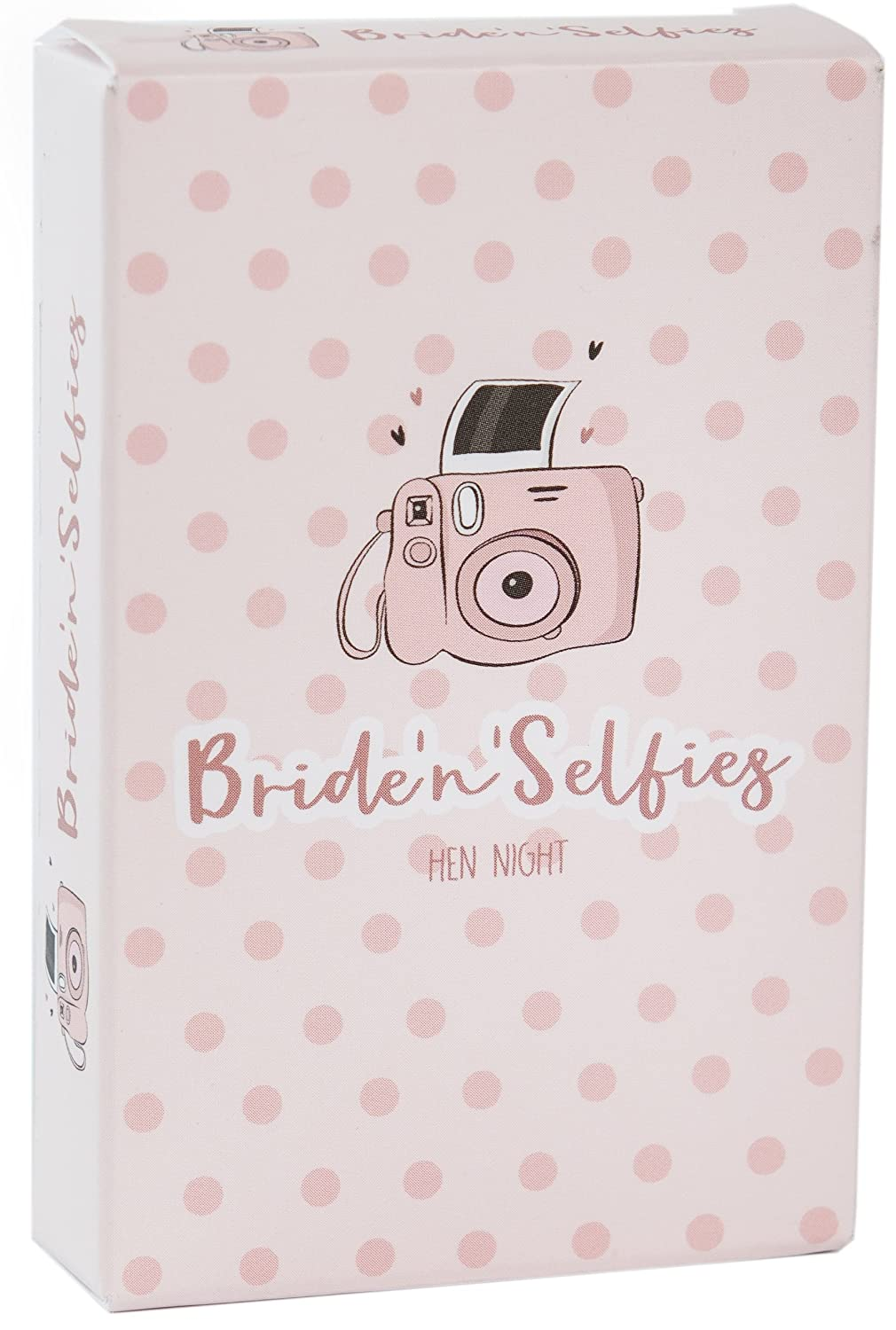 Bride\'n\'Selfies - Funny Party Game for Unforgettable Hen Parties ...