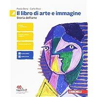Il libro di arte e immagine. Vol. A-B: Linguaggio visuale storia dell'arte-Tecniche temi compiti di realtà CLIL esame di Stato.Per la Scuola media. Con aggiornamento online